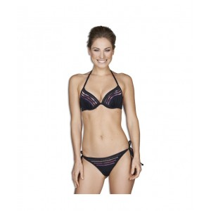 Push-up bikinitop Ombre